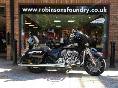 Image of Indian Chieftain Limited