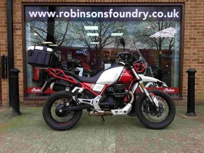 Image of Moto Guzzi V85 TT