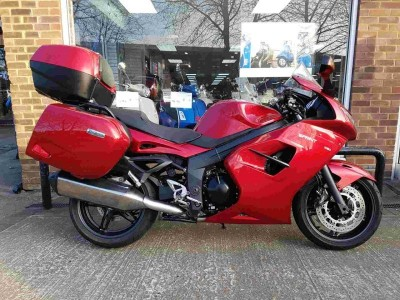 Image of Triumph Sprint GT 1050 ABS