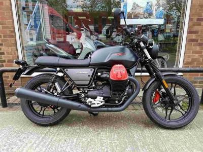 Image of Moto Guzzi V7 III Special