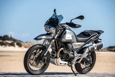 Image of Moto Guzzi V85TT