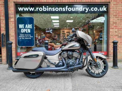 Image of Indian Chieftain Dark Horse