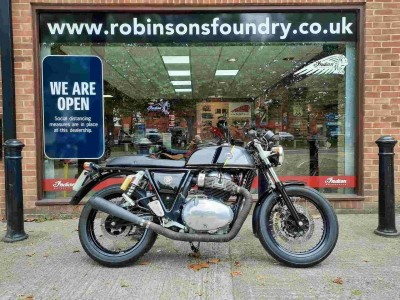 Image of Royal Enfield Continental GT 650