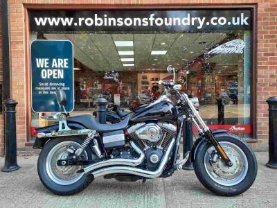Image of Harley-Davidson Fxdf FAT BOB 1584 11