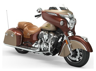 Image of Indian Chieftain