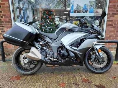 Image of Kawasaki Z1000SX Tourer ABS