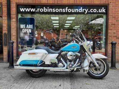 Image of Harley-Davidson Flhr Road King 1690 16