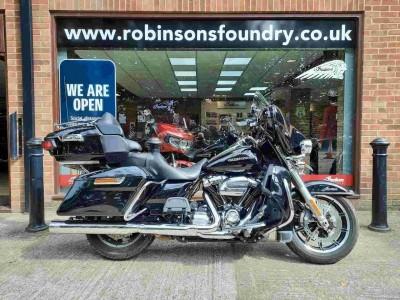 Image of Harley-Davidson FLHTKL Ultra Limited Low 1745