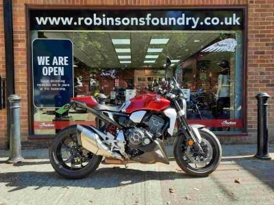 Image of Honda CB 1000 RA-K