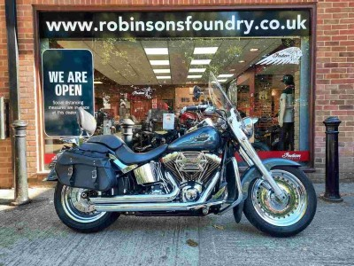 Image of Harley-Davidson Flstf 103 Fatboy 1690 15