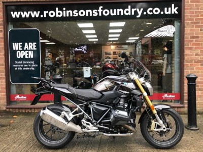 Image of Bmw R 1200 R Exclusive