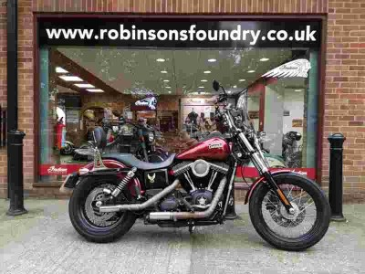 Image of Harley-Davidson FXD8 Dyna Street Bob