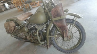 Image of Harley-Davidson WLA 45 CI Original Military