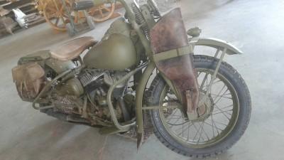 Image of Harley-Davidson WLA 45 CI Original Military