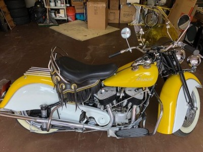 Image of Indian CHIEF ROADMASTER