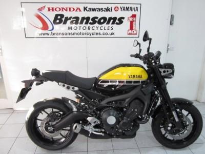 Image of Yamaha XSR900