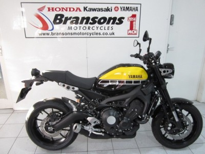 Image of Yamaha XSR900