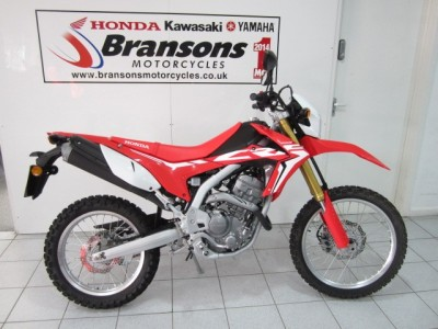 Image of Honda CRF250LA-H