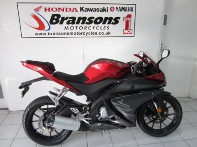 Image of Yamaha YZF-R 125