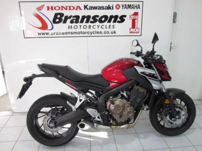Image of Honda CB650FA-J