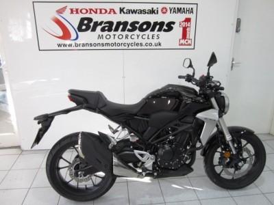 Image of Honda CB300RA-J