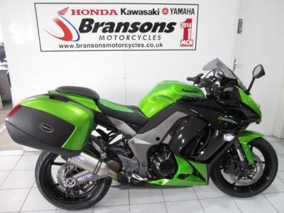 Image of Kawasaki Z1000SX-GCF