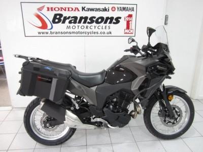Image of Kawasaki VERSYS - X 300 ADVENTURE