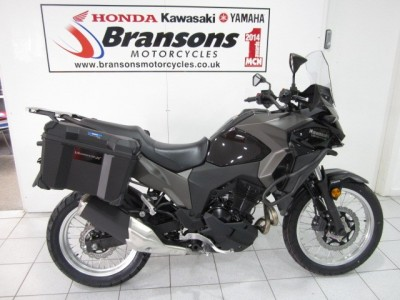 Image of Kawasaki VERSYS - X 300 ADVENTURE