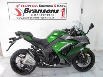 Image of Kawasaki Z1000SX WKF 2019