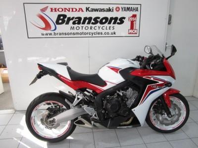 Image of Honda CBR650FA-E