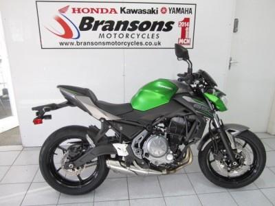 Image of Kawasaki Z650 2019 HKF