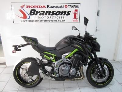 Image of Kawasaki Z900 2019 BKF