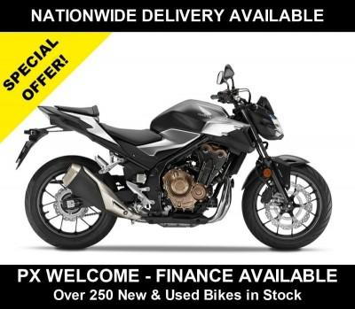 Image of Honda CB500FA