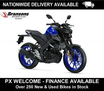 Image of Yamaha MT-125 20YM