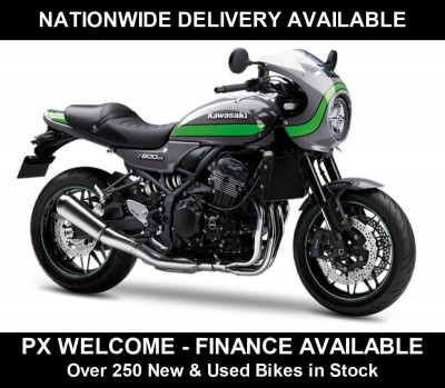 Image of Kawasaki Z900RS CAFE