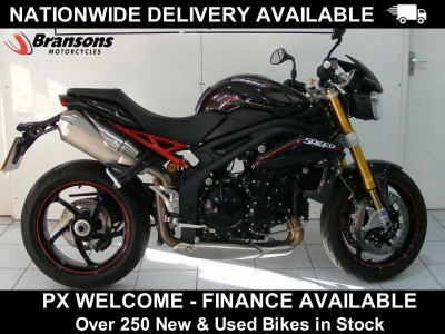 Image of Triumph Speed Triple 1050