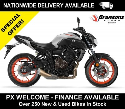 Image of Yamaha MT-07 20YM
