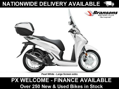 Image of Honda SH125A