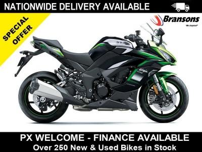 Image of Kawasaki Ninja 1000 SX