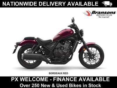 Image of Honda CMX1100