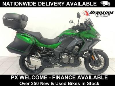 Image of Kawasaki VERSYS 1000 SE GT