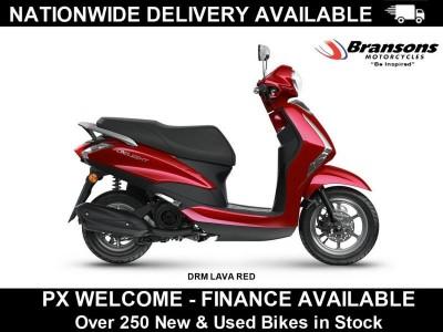 Image of Yamaha D'ELIGHT 125
