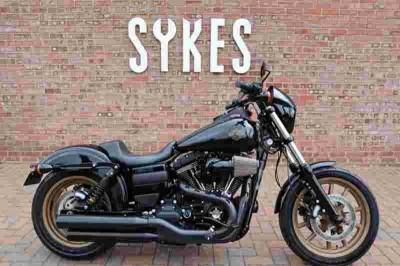 Image of Harley-Davidson DYNA LOW RIDER S