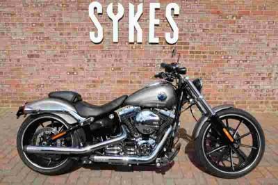 Image of Harley-Davidson SOFTAIL BREAKOUT