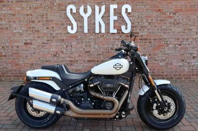Image of Harley-Davidson SOFTAIL FAT BOB 114