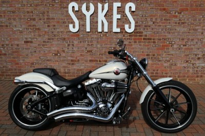 Image of 2019 Harley-Davidson SOFTAIL FAT BOB 114