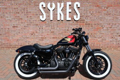 Image of Harley-Davidson SPORTSTER FORTY-EIGHT