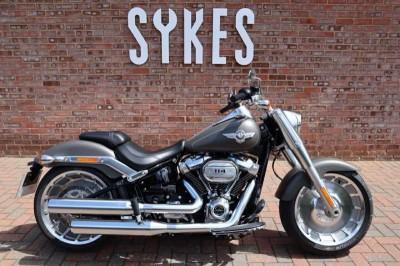 Image of Harley-Davidson SOFTAIL FAT BOY 114