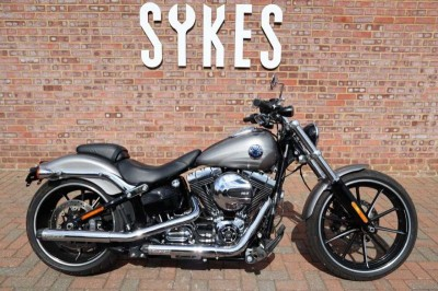 Image of Harley-Davidson SOFTAIL BREAKOUT