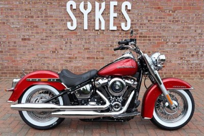 Image of Harley-Davidson SOFTAIL DELUXE